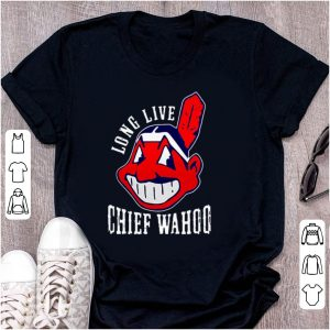 Cleveland Indians long live chief wahoo shirt