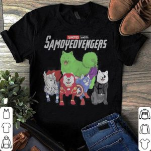 Marvel Samoyed Samoyedvengers shirt