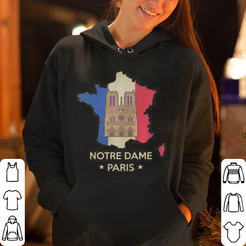 Notre Dame Paris shirt 4 - Notre Dame Paris shirt