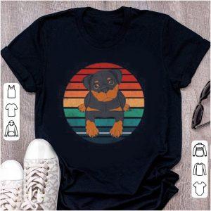 Rottweiler Vintage shirt