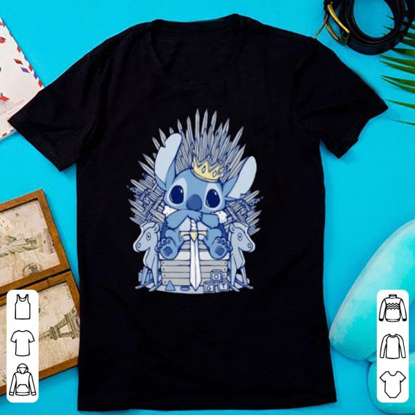 Stitch King Game Of Thrones shirt