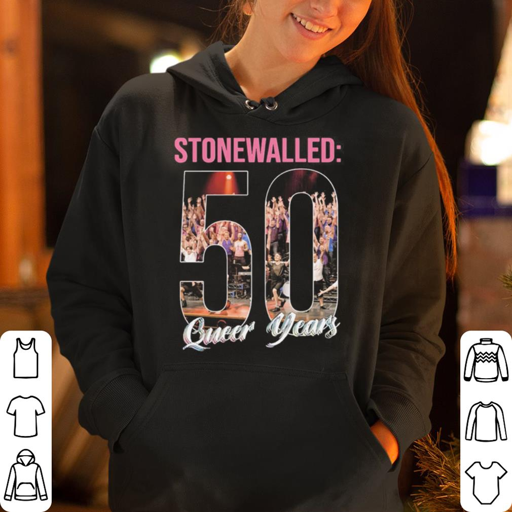 Stonewalled 50 Queer Years shirt 4 - Stonewalled – 50 Queer Years shirt