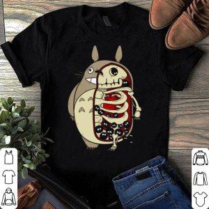 Totoro Spirited Away Shirts Scary Totoro shirt