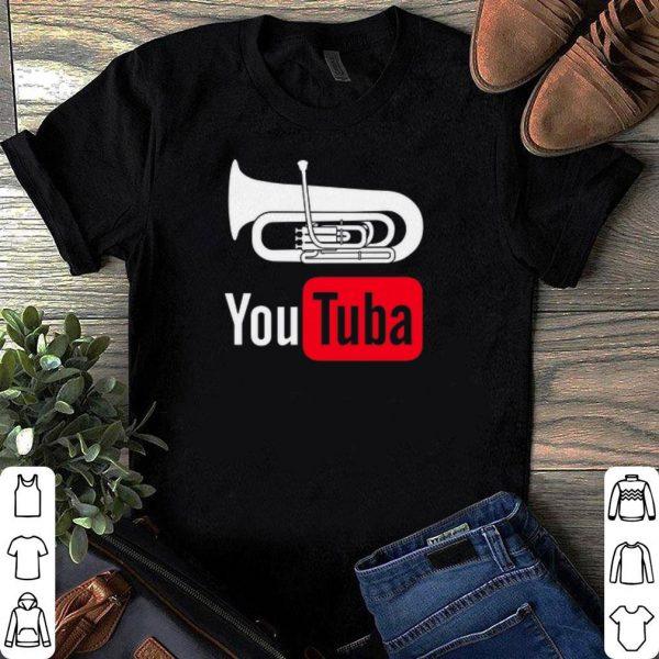Baritone YouTuba  shirt