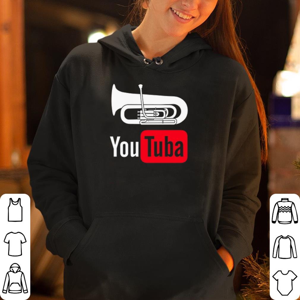 Baritone YouTuba shirt 4 - Baritone YouTuba  shirt