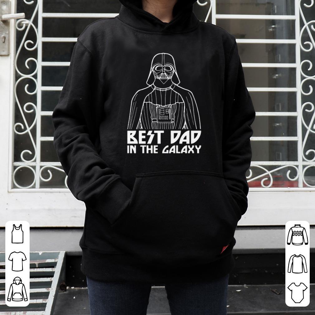 Best Dad In The Galaxy Star Wars shirt 4 - Best Dad In The Galaxy Star Wars shirt