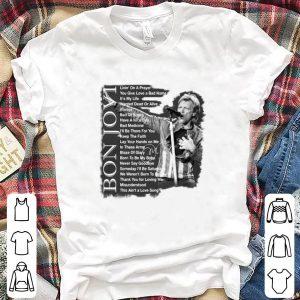 Bonjovi shirt
