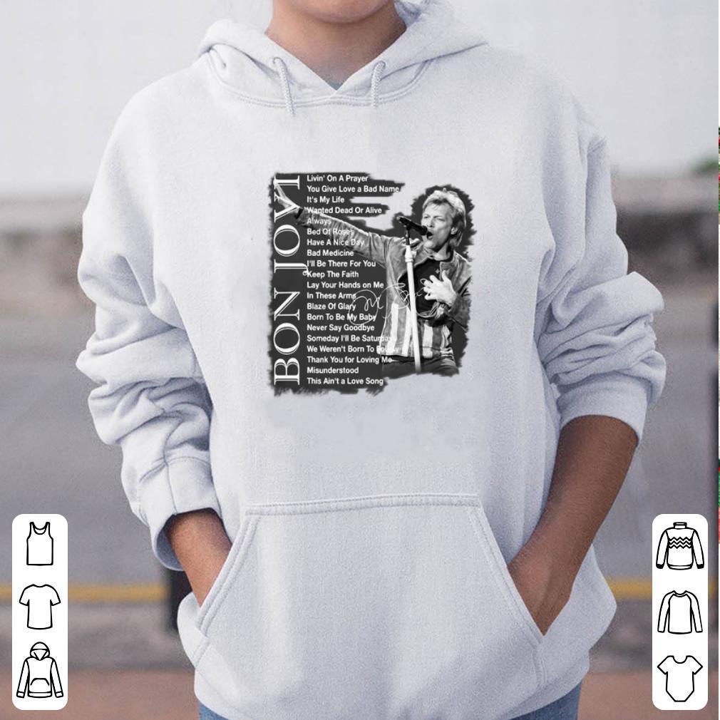 Bonjovi shirt 4 - Bonjovi shirt