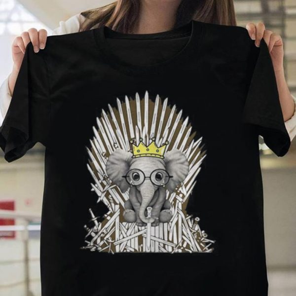Game Of Thrones Elephant king shirt