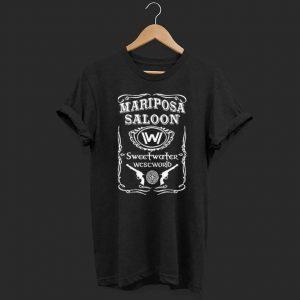 Mariposa Saloon Sweet Water WestWorld shirt