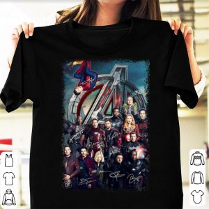Marvel's Avengers shirt