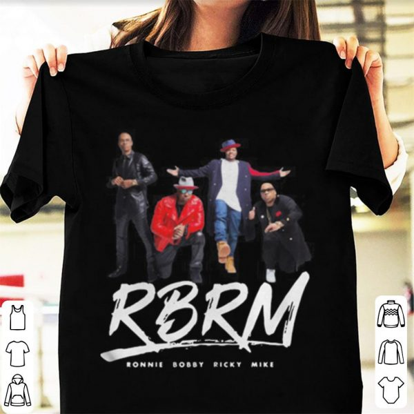 RBRM Ronnie Bobby Ricky Mike shirt