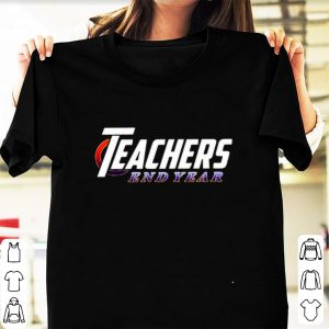 Teacher end year shirt