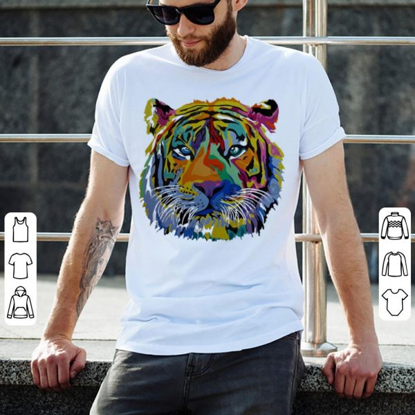Tiger Pop shirt