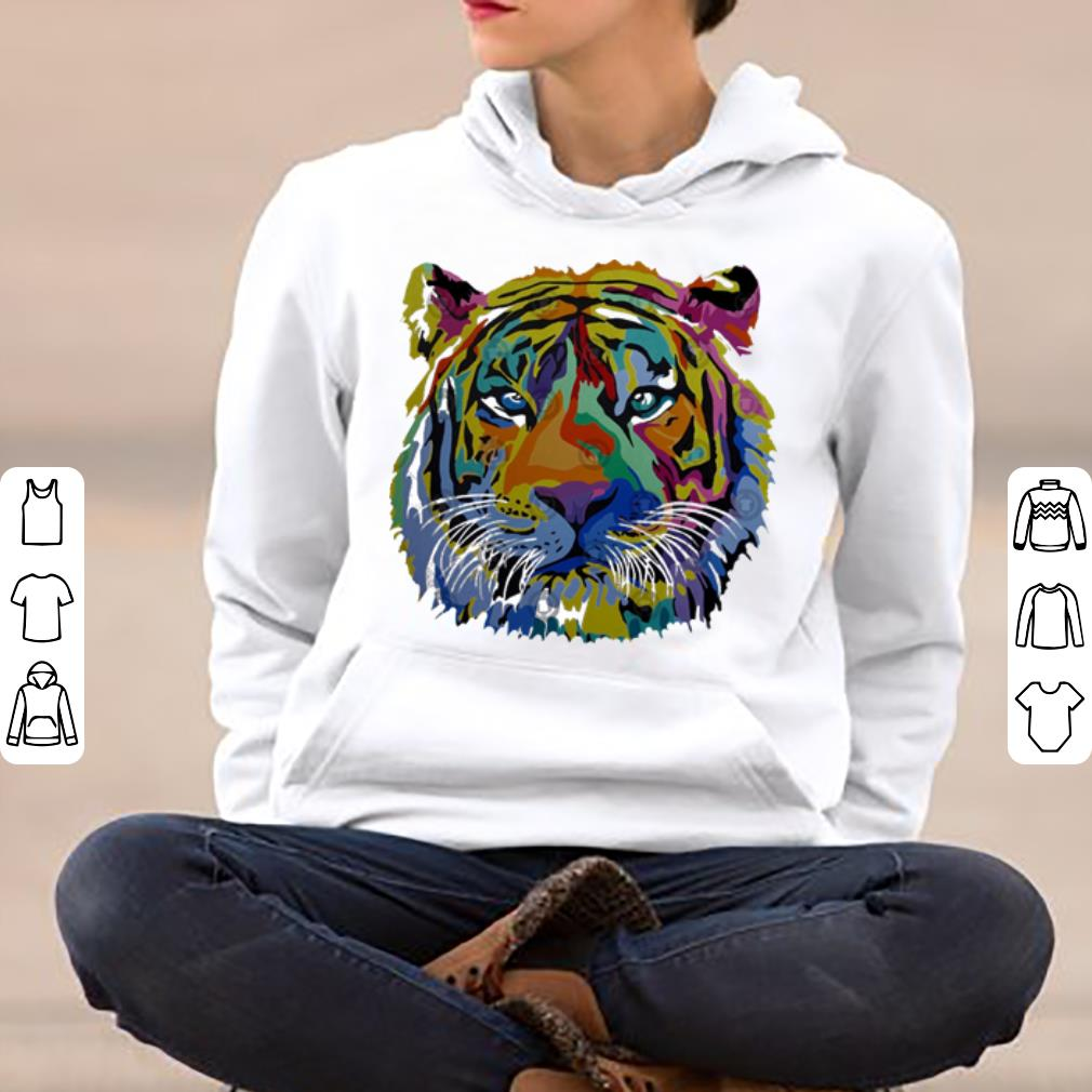 Tiger Pop shirt 4 - Tiger Pop shirt