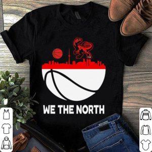 We The North Basketball Dinosaur Play Basketball shirt