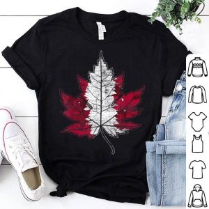 Canada Day Maple Leaf Canada Canadian Flag shirt