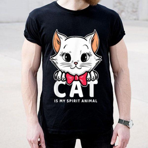 Cat Is My Spirit Animal Cute Kitten shirt