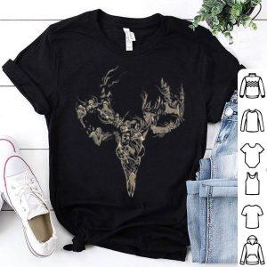 Deer Bone Hunter Deerhorn Shirt