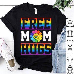 Freemomhugs Lgbt Month Pride Rainbow shirt