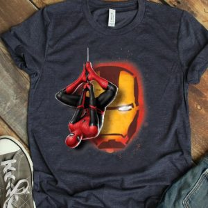 Iron Man Graffiti Marvel Spider-Man Far From Home shirt