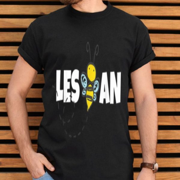 Lesbian Funny Gay Pride For Bee Lovers shirt