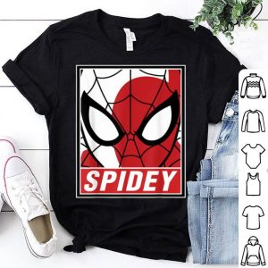 Marvel Spider-man Classic Ornate Spidey Poster Shirt