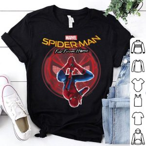 Marvel Spider-man Far From Home Hanging Graphic C1 Shirt