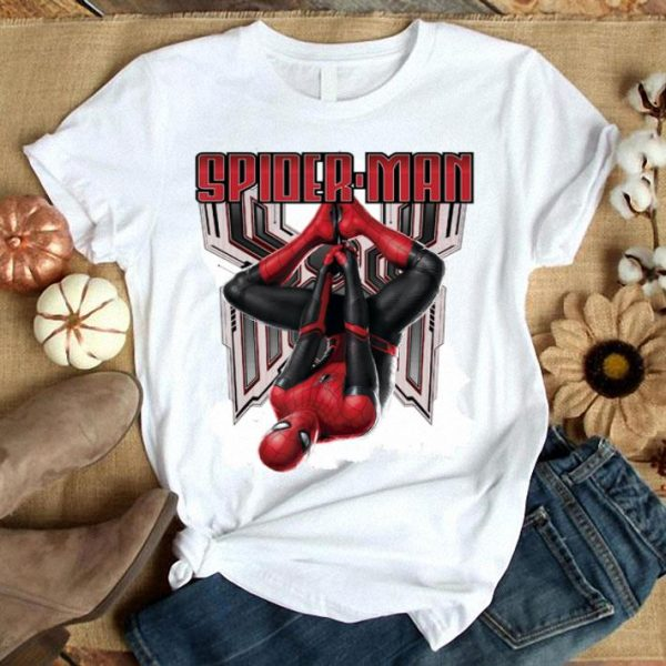 Marvel Spider-man Far From Home Hanging Shirt