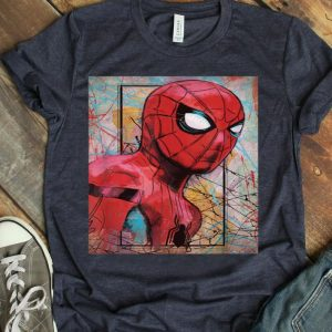 Marvel Spider-man Far From Home Poster Shirt