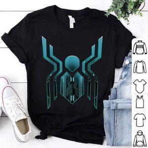Marvel Spider-man Far From Home Tech Spider Chest Symbol Shirt