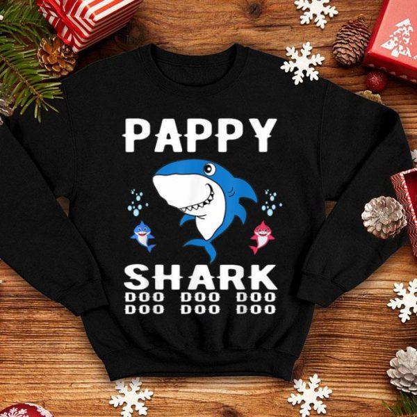 Pappy Shark With Baby Shark Doo Doo shirt