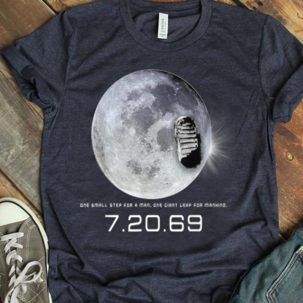 APOLLO 11 MOON Landing One Small Step shirt