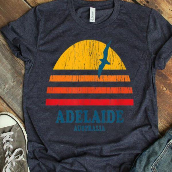 Adelaide Australia Vintage Casual Graphic 70S shirt