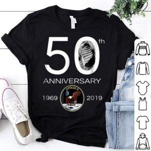 Apollo 11 50th Anniversary Lunar Landing shirt