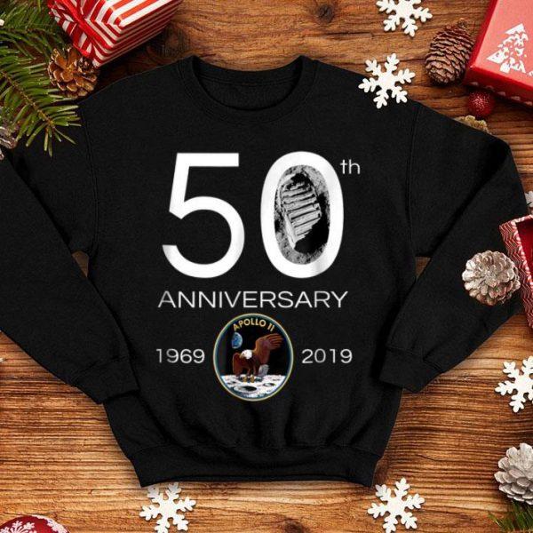 Apollo 11 50th Anniversary Lunar Landing shirt
