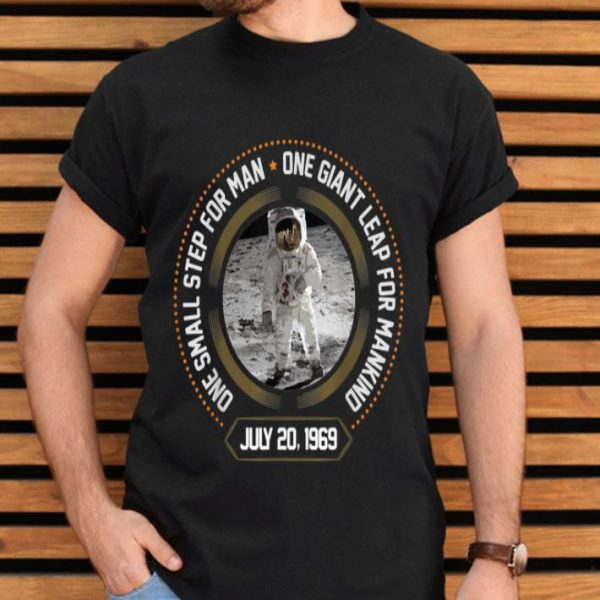 Apollo 11 50th Anniversary Moon Landing 1969-2019 Surface Of The Moon shirt