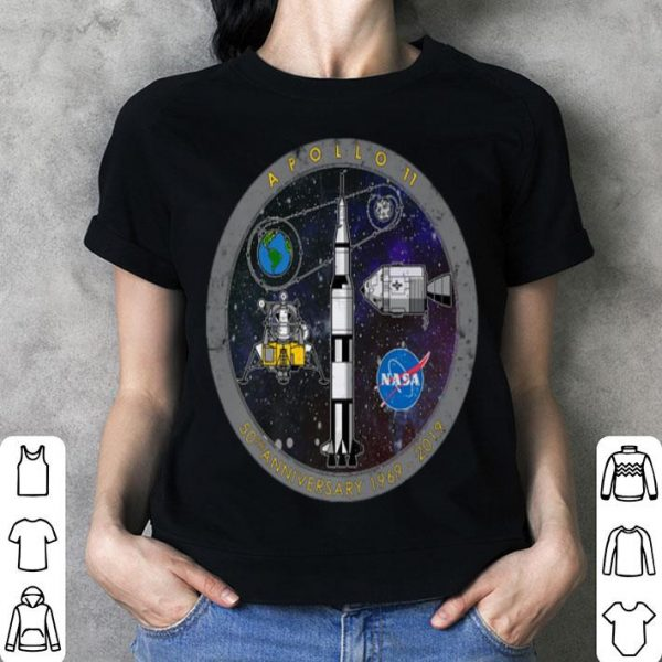Apollo 11 50th Anniversary Moon Landing July 1969 - 2019 Premium shirt