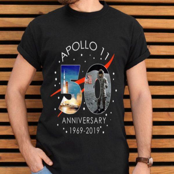 Apollo 11 50th Anniversary Moon Landing July 20, 1969 shirt