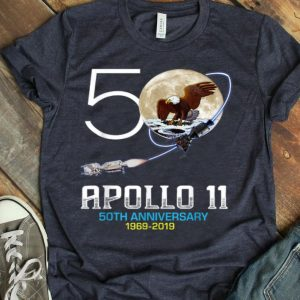 Apollo 11 50th Anniversary Moon Landing Science Lover Landed On The Moon shirt