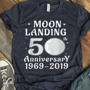 Apollo 11 - 50th Anniversary Moon Landings shirt