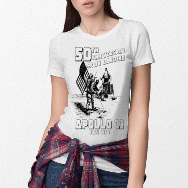 Apollo 1150th Anniversary Man On The Moon Landing shirt