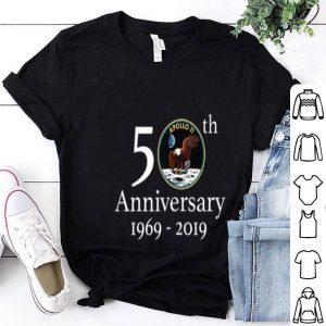 Apollo 50th Anniversary Logo NASA shirt