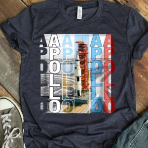 Apollo Saturn V Rocket shirt