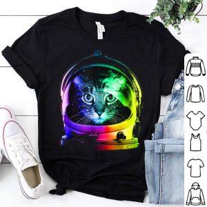 Astronaut Cat Space Cat shirt