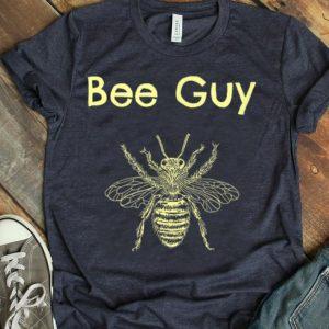 Bee Guy Mens Beekeeper Beekeeping shirt