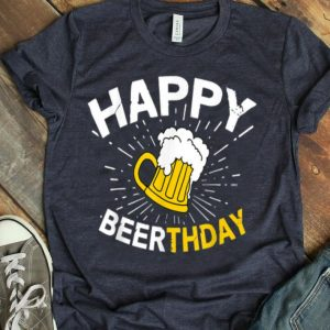 Beer Lover Happy Beerthday shirt