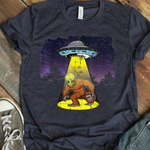 Bigfoot Is An Alien Bigfoot shirt