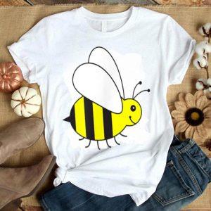 Bright Yellow Bumble Bee shirt
