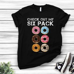 Check Out My Six Pack Donut sweater
